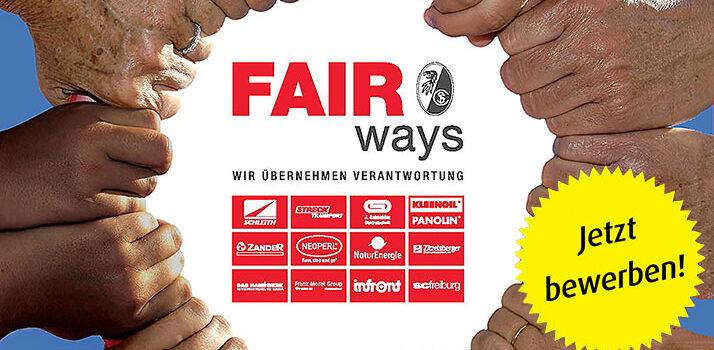 FAIR ways